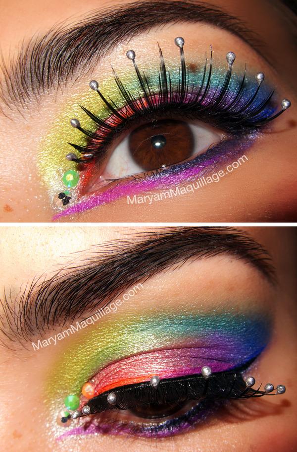 mermaid eyes  u0026 splashes