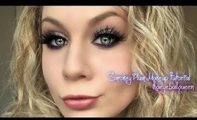 Smokey Plum Makeup Tutorial