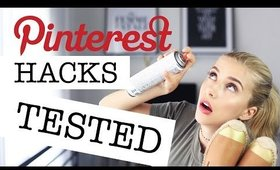 Weird Pinterest Fashion Hacks Tested