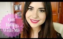 Get Ready With Me! ♥ Neutral Eyes & Bold Lips