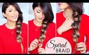 Spiral Braid (The New 3 Strand Braid)