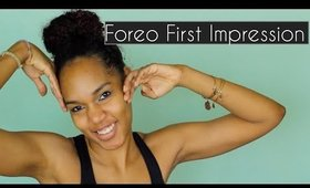 Glowy Clear Skin? | Foreo Luna Mini 2 First Impression & Review ◌ aishainc