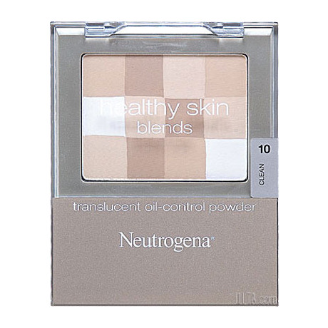 Neutrogena Healthy Skin Blends Clean Translucent Oil-Control Powder, 10 Clean,.3 oz reviewed to be Preservatives, Fragrance, Paraben, Lanolin, Topical Antibiotic.