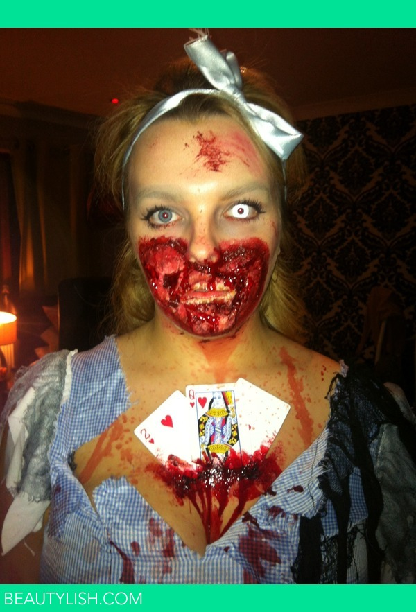 Dead Alice In Wonderland Lauren W S Photo Beautylish