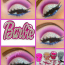 Glitter And Barbie!!!