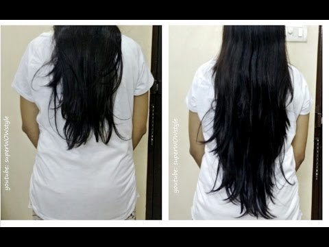how to get long hair fast in hindi