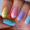 Nail Painting for Easter!