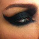 Val Galrand Smokey Eye Recreate 2