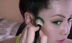 Jean Paul Gaultier Spring 2011 Couture Makeup Tutorial