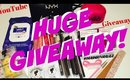 HUGE COLLABORATION GIVEAWAY 2016