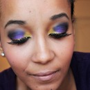 Super Bowl 2013 Makeup Tutorial!