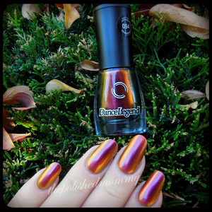 Swatch and review of Dance Legend Boo on the blog today: http://www.thepolishedmommy.com/2014/03/dance-legend-boo.html