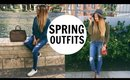Spring Day Time Outfits!