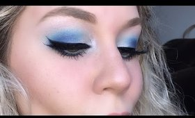 Snow Queen Halloween Makeup Tutorial
