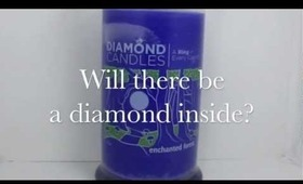 Diamond Candle Review + Giveaway!