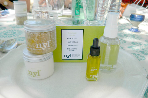 "Carol Sondesky Of Nyl Skincare On Vegan, Gluten-Free, and ""Perishable"" Products"