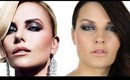 Charlize Theron W Magazine Makeup Tutorial