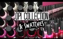 O.P.I Collection & Swatches - Whites & Pinks Part 1