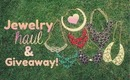 Jewelry Haul ♡ Necklaces Giveaway!