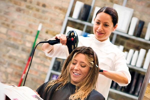 Hair as Soft as Cashmere? We Put This New Blowout To The Test