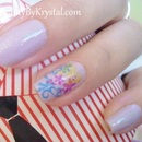 Krystal's Easter Nails