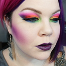 Midnight Rainbow Full face