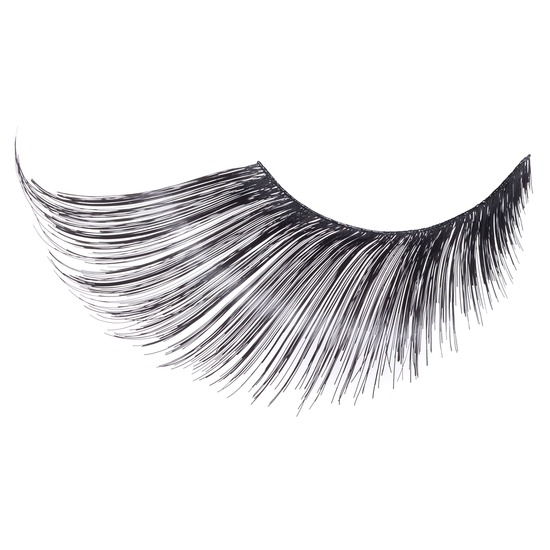False Eyelashes  Cateye product smear.