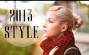 Style Resolutions for 2013 & Recap