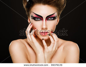 Woman Devil Makeup Ideas - Mugeek Vidalondon