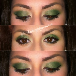 Simple look for St Patrick's Day ✨