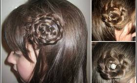 How To: Braided Flower