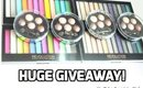 HUGE Makeup Revolution Giveaway! (Open) - superWoWstyle