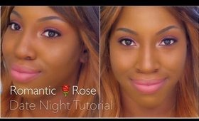 Romantic Rose Date Night Tutorial
