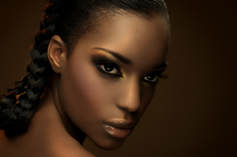 hot young black women nude