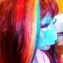 Rainbow Dash! My little pony