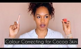 Colour Correcting for Medium & Deeper Complexions alishainc