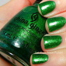 China Glaze Running in Circles`