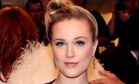 Met Costume Institute Gala Hair: Evan Rachel Wood