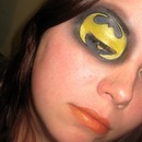 Batman Makeup!