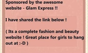 MAC Giveaway!! ( OPEN )  -  Sponsored by By Glamexpress