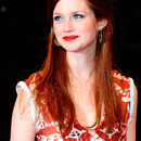 Bonnie Wright at the 2011 BAFTAs (Source: MarieClaire.co.uk)