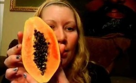 Papaya Honey Mask (Home Remedy Series Part 3)