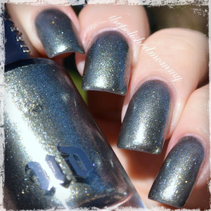 For more pics and a review visit my blog:http://www.thepolishedmommy.com/2014/04/urban-decay-addiction.html