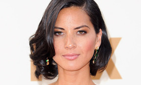 Olivia Munn Hair, Emmy Awards 2011