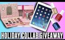 HUGE HOLIDAY COLLAB GIVEAWAY: iPad Mini & Too Faced Palette