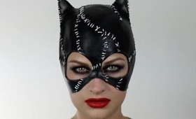 Halloween - Catwoman Tutorial - Meow!
