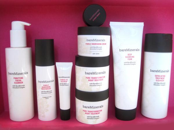 Bare Escentuals Launches bareMinerals Skincare Line
