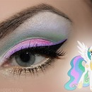 Princess Celestia Makeup