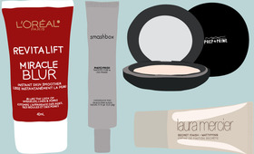 Let's Talk about Texture, Baby: It's all about the primers!