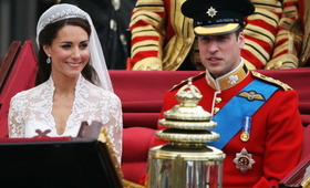 Kate Middleton's Bridal Beauty